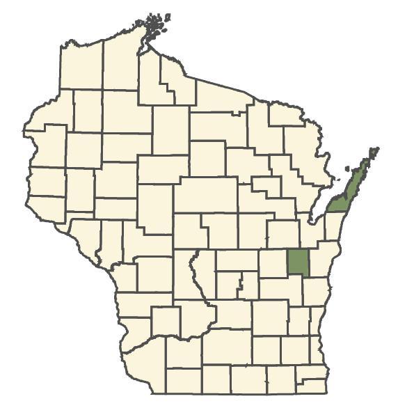 Galeopsis ladanum dot map