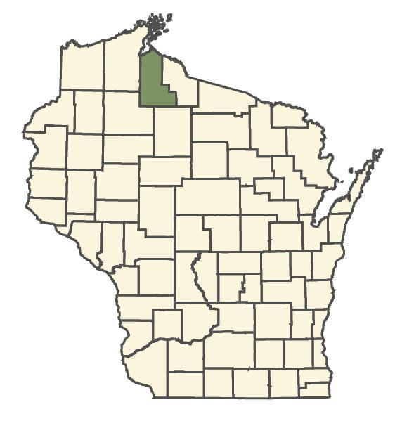 Molinia caerulea dot map
