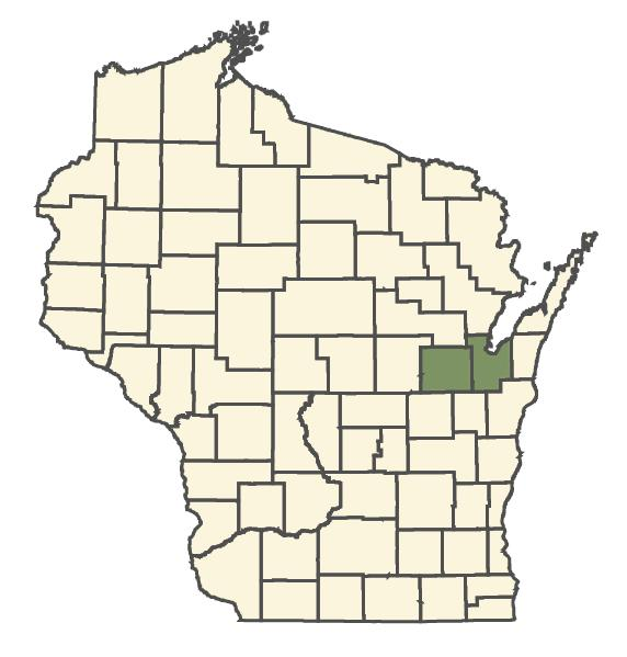 Onobrychis viciifolia dot map
